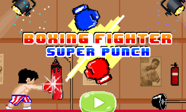 Boxing Fighter Super Punch