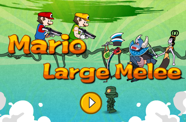 Super Mario Large Melee