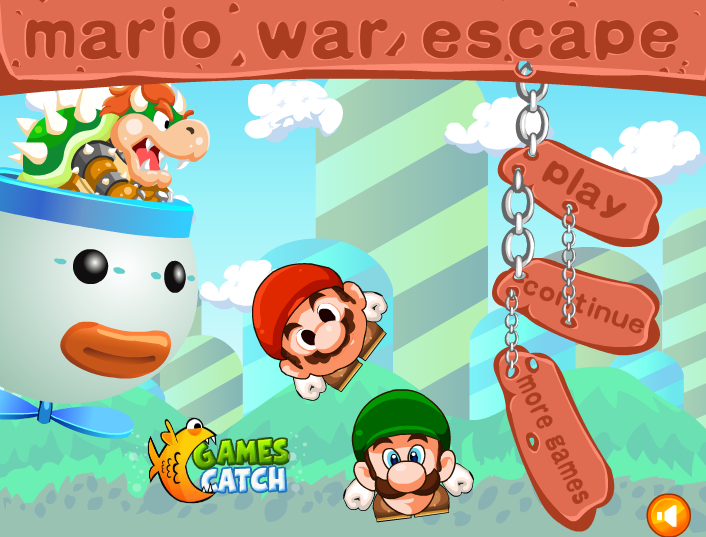 Super Mario War Escape