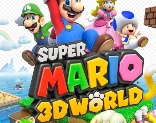 Super Mario 3d Land Word