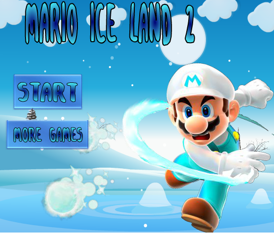 Super Mario Ice Land 2
